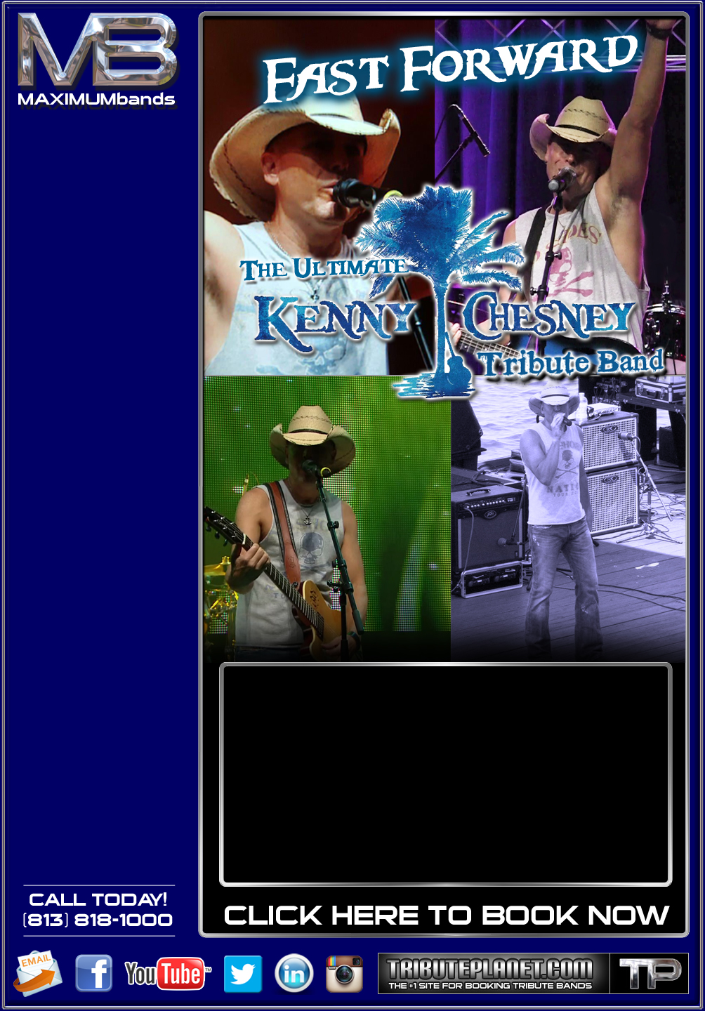 Phenomenal Kenny Chesney Tribute Band From Florida Beutiful Home Inspiration Ommitmahrainfo